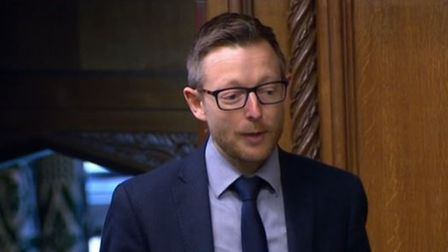 North Norfolk MP Duncan Baker called on the prime minster to back a public inquiry into the Post Office/Horizon scandal.