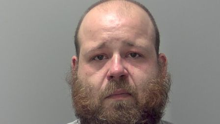 Peter Rowland-Hinton was jailed at Ipswich Crown Court
