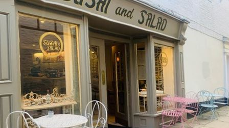 On July, 9 High Street Passage was let to Sushi and Salad