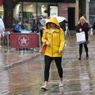 Chilly weather and showers are forecast for May bank holiday weekend.