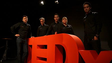 TEDx is a grassroots project to allow communities to independently host their own talks