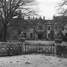 Brome Hall, just before demolition. Date: 1958. Picture: EDP LIBRARY