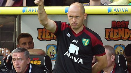 Alex Neil's Norwich City moved up a gear in a 3-1 win over Bournemouth. Picture by Paul Chesterton/F