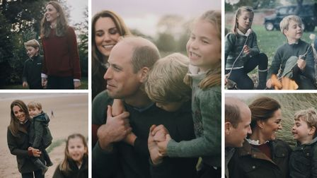 William and Kate video