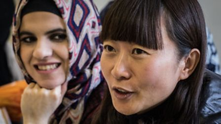 The Oasis English Language School works with refugees and migrants who have chosen to make Ipswich their home