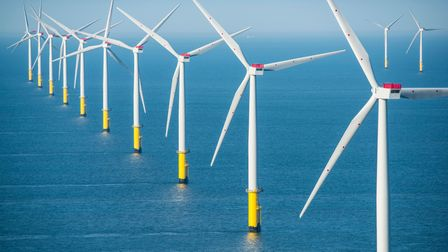 The Planning Inspectorate is considering proposals for more offshore wind turbines off Suffolk
