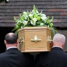 The legal limit of 30 mourners will be removed as part of the next stage of lockdown easing.