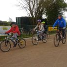 Hethersett Hawks Cycle Speedway Club will ride the equivalent distance from its track to Paris.