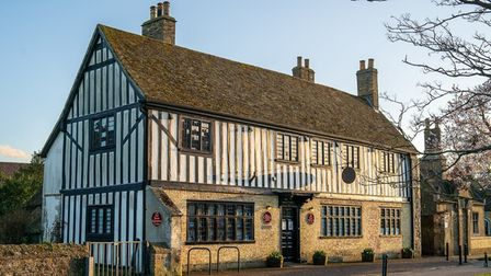 Oliver Cromwell House - James Billings