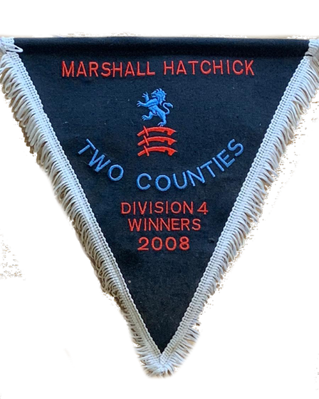 Division 4 winners in 2008