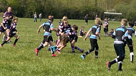Fierce competition for young rugby stars