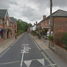 Police were called to Leiston High Street after a man made threats
