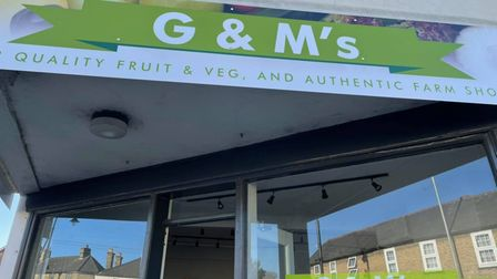 G and M's Fruit and Veg shop to open in Soham
