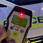 Ten people were charged with drink driving offences across Cambridgeshire over the Bank Holiday weekend.
