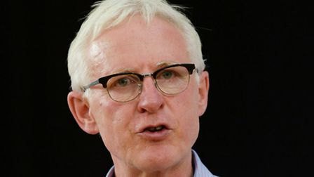 Norman Lamb, MP for North Norfolk.