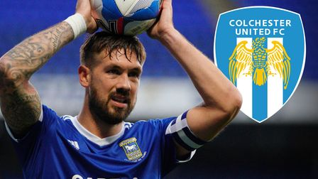 Could Luke Chambers be playing for Colchester United next season?