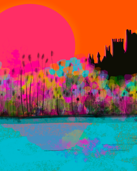 River by Lory Beat (for use on Spirit of the Fens event)