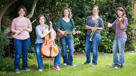 Shake Rattle and Roll Bandwill play a free drop-in event at Jubilee Gardens on June 26.