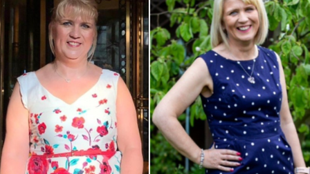 Having lost three stone in 2020, Caroline Badcock is launching her own Slimming World group in Sutton.