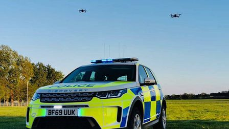 EastCambridgeshirepolice prosecuted a 'large drone' pilot for breaching Civil Aviation Authority regulations.