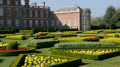Historian Lucy Worsley. Picture: National Trust