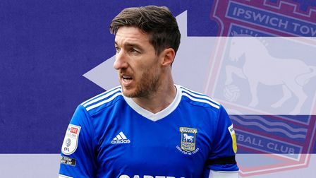 Stephen Ward is leaving Ipswich Town after just one season