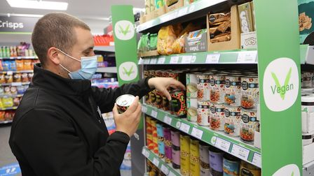 Take a look inside Whittlesey's new £1.5million Co-op food store.