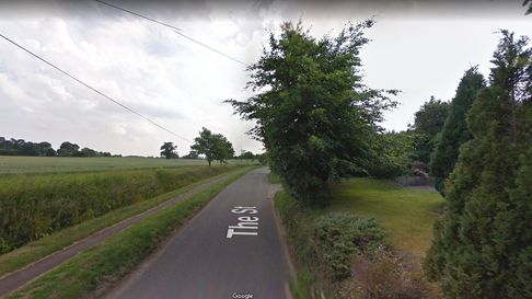 South Norfolk District Council approved plans for 23 new homes on land off The Street, in Woodton.