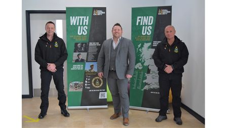 Retain Limited has announced a partnership with the Royal Marines Charity