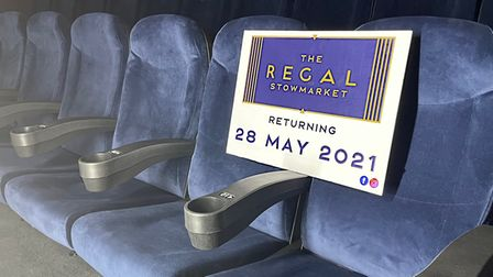 The Regal has been closed since early 2020