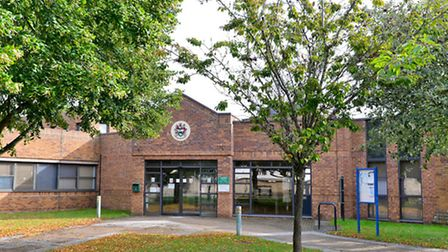 Forest Heath Council office in Mildenhall