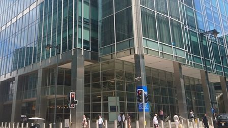 Optimistic jobs market report from KPMG's Canary Wharf HQ
