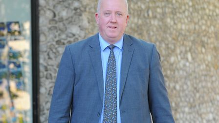 Ofsted regional director Andrew Cook has defended the inspection of Sprowston High School. Photo : S