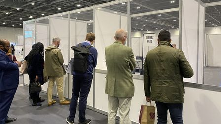 Barking and Dagenham by-election count chaos