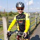 Harvey Woodroffe of Ely & District Cycling Club