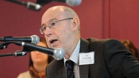 Harold Bodmer, director of adult social services, Norfolk County Council. Picture: Denise Bradley