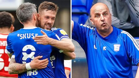 Paul Cook will meet with his Ipswich Town players today to discuss their futures