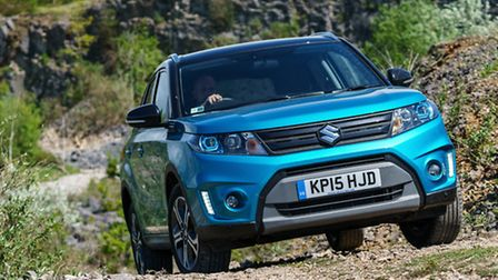 Suzuki's smart Vitara crossover is good looking and good to drive with decent equipment levels and e