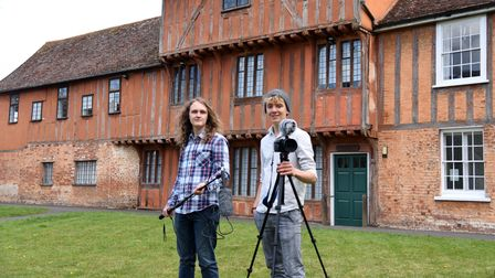 Alfie and Harrison have already had 70 people sign up to be involved in the film