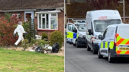 Murder investigation launched following the death of a woman in her 70s at a house in Oak Tree Close, March