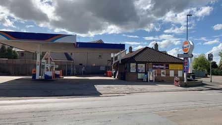 Two boys aged 12 and 14 were arrested following a 3am burglary at Robinhood Service Station at Wimblington Road