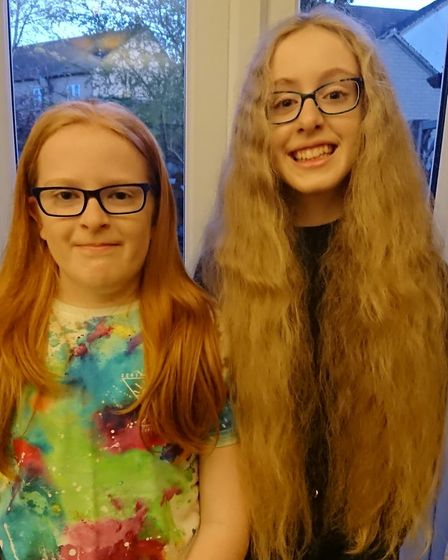 Ely siblings raise funds for Little Princess Trust