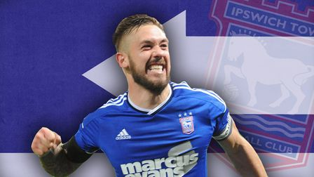 Luke Chambers' long Ipswich Town career has come to an end