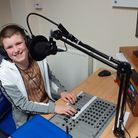 Matt Carter, 13, has been selected to present on a weekly radio show