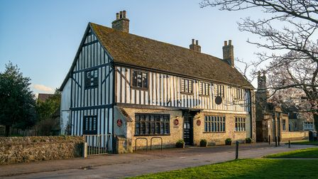 Oliver Cromwell's Housein Ely reopens on Monday May 17