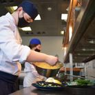 Chefs at Chef's Whites, preparing ahead of their reopening next week