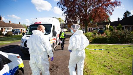 Detectives have launched a murder investigation following the death of a woman at a property in Marc