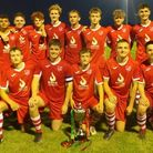 Ely City FC under 18s 2019