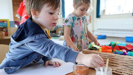 A national survey of maintained nursery schoolsfound a third were cutting staffing and services to balance their books.