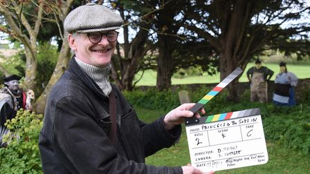 First Assistant director, Robin Watson